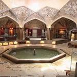 راز گرم شدن حمام شیخ