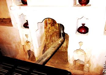 راز گرم شدن حمام شیخ بهایی