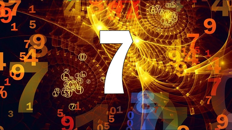راز عدد هفت