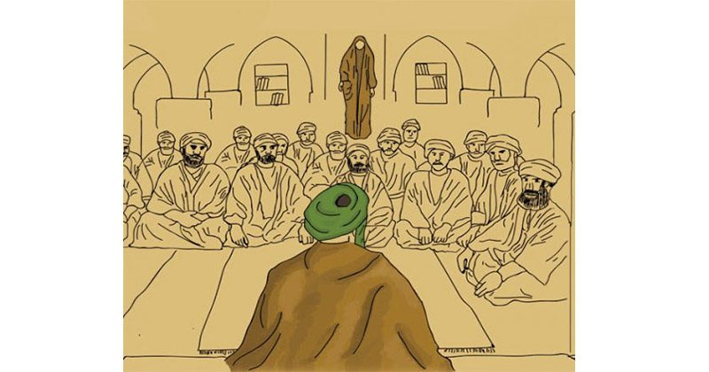 مناظره طبی امام صادق